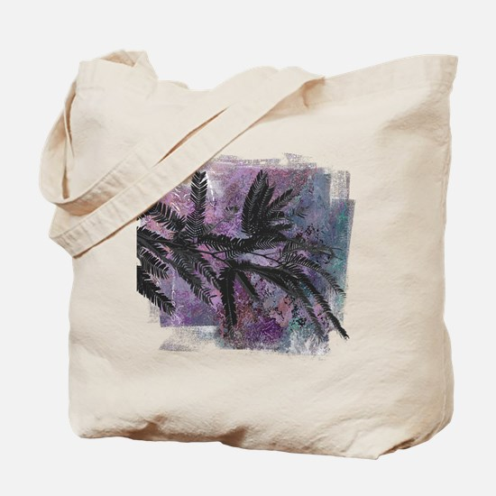 FEATHERY BRANCHES Tote Bag