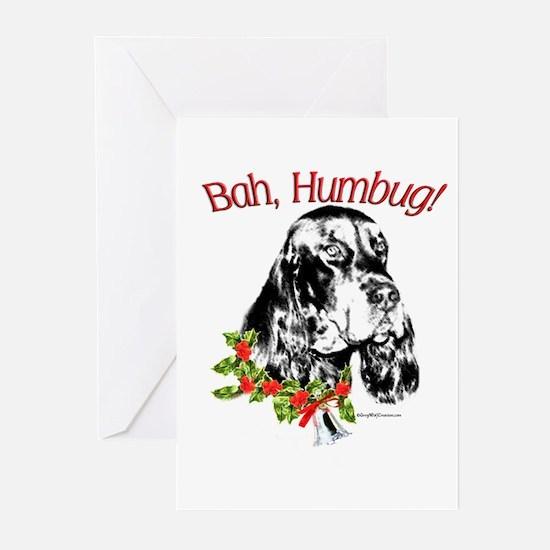 Godon Bah Humbug Greeting Cards (Pk of 10)