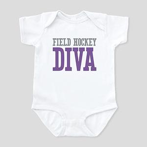 Field Hockey DIVA Infant Bodysuit