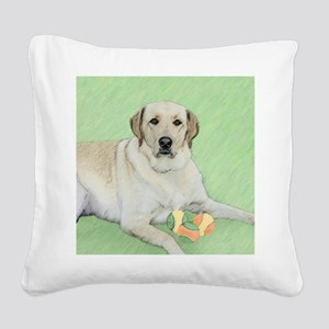 new Square Canvas Pillow