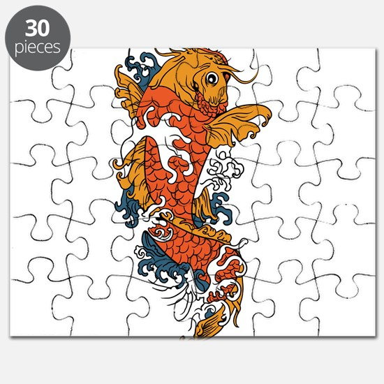 Fancy Koi Puzzle
