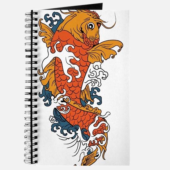 Fancy Koi Journal