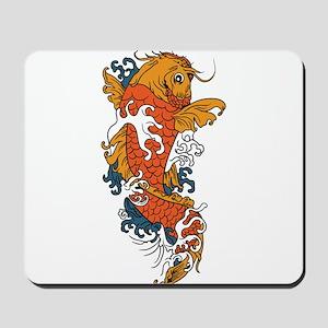 Fancy Koi Mousepad