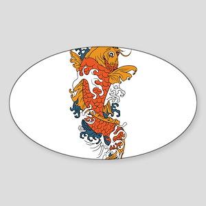 Fancy Koi Sticker