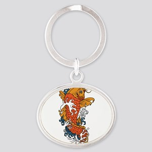 Fancy Koi Keychains
