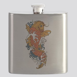 Fancy Koi Flask