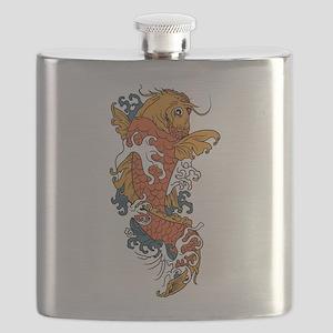 Fancy Koi Flask