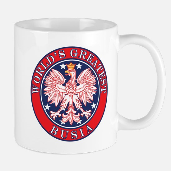 World's Greatest Busia Mug