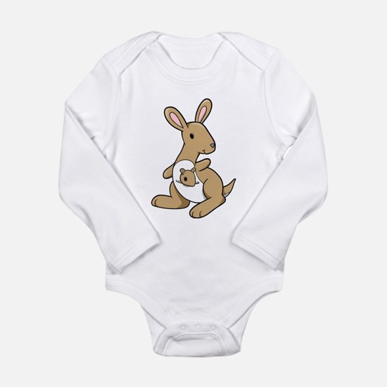 Kangaroo Family Body Suit