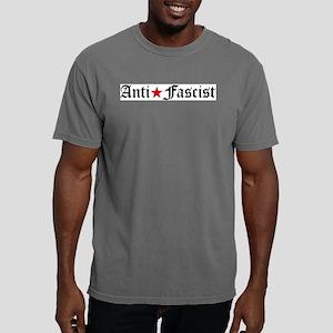 Anti-Fascist Anti Fascis Mens Comfort Colors Shirt