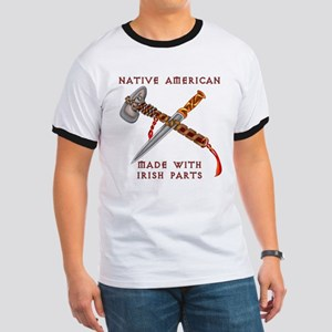 Native American/Irish T-Shirt