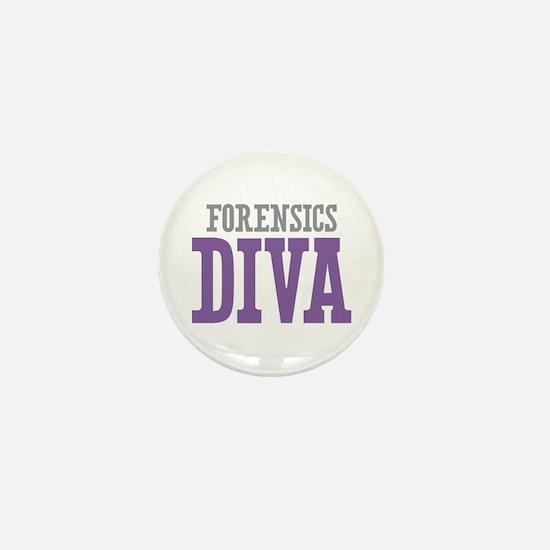 Forensics DIVA Mini Button