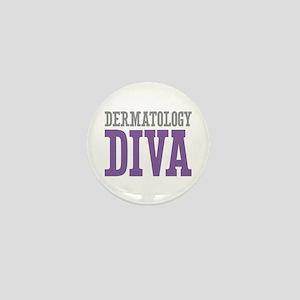 Dermatology DIVA Mini Button