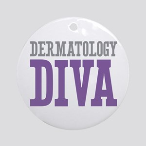 Dermatology DIVA Ornament (Round)