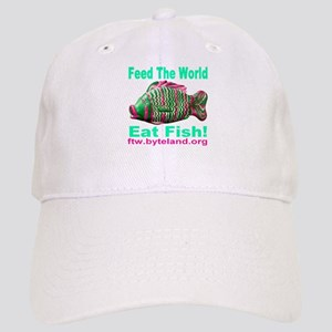 Feed the World Eat Fish! Cap
