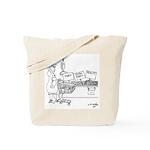 Produce Cartoon 4342 Tote Bag