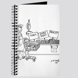 Produce Cartoon 4342 Journal