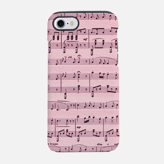 Sheet Music iPhone 7 Tough Case