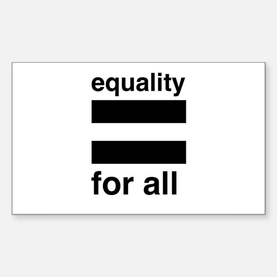 equality for all Stickers