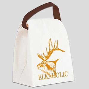 Elkaholic o Canvas Lunch Bag