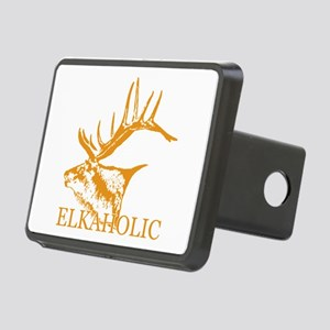 Elkaholic o Rectangular Hitch Cover