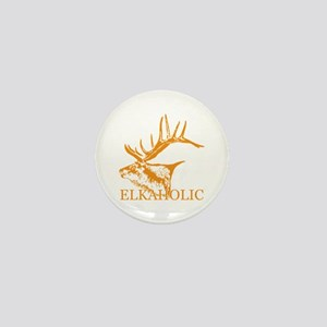 Elkaholic o Mini Button