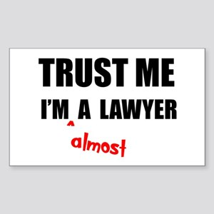 Law Student Bar Exam Sticker