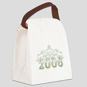 Established 2006 Canvas Lunch Bag