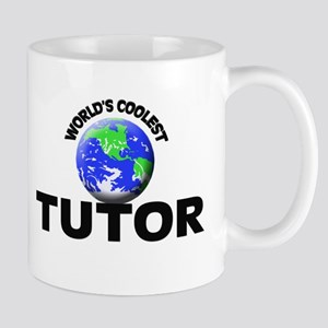 World's Coolest Tutor Mug