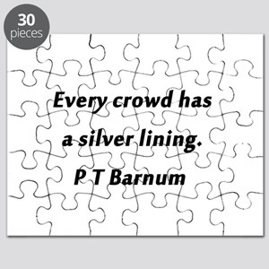 Barnum - Every Crowd Puzzle