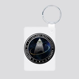 Section 31 Intelligence Insignia Keychains