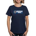 NSA Invisible Women's Dark T-Shirt
