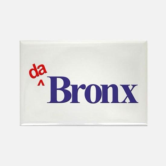 Da Bronx Rectangle Magnet
