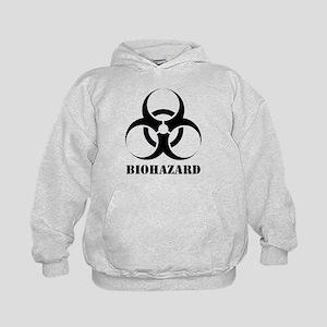 Biohazard Kids Hoodie