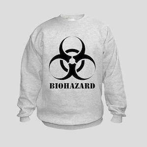 Biohazard Kids Sweatshirt
