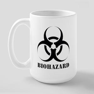 Biohazard Large Mug