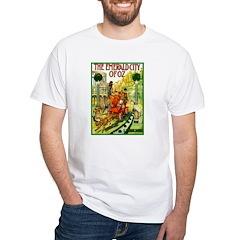 Emerald City of Oz White T-Shirt