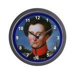 10-inch Clausewitz Wall Clock