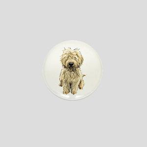 Goldendoodle Mini Button