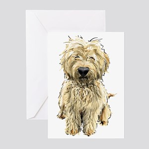 Goldendoodle Greeting Cards (Pk of 10)
