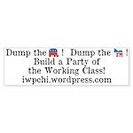 Dump the Elephant! Dump the Ass! Build a Party of