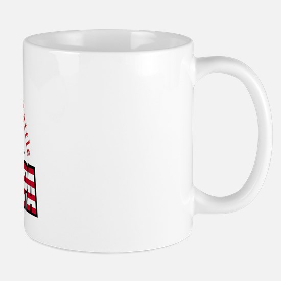 Home of the greatest battle - Mug