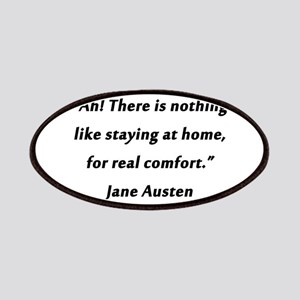 Austen - Staying At Home Patch