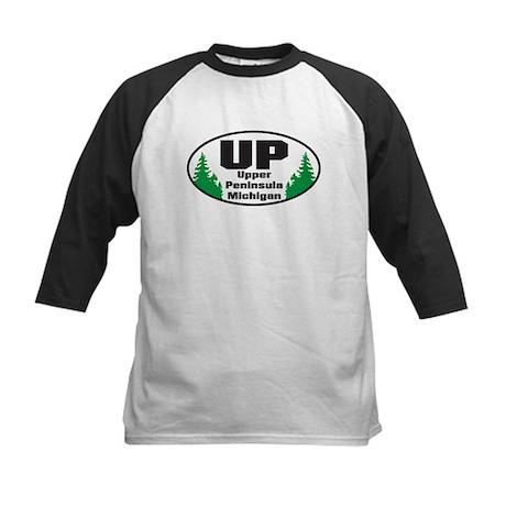 Upper Peninsula Kids Baseball Jersey