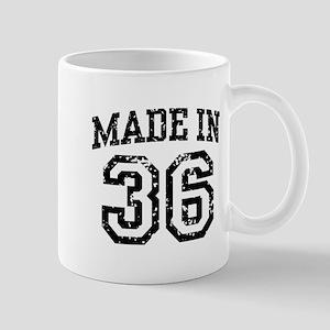 Made In 36 Mug