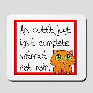 Cat Hair Mousepad