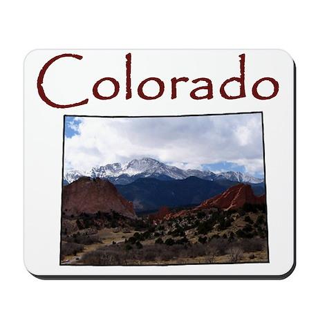 Colorado T Mousepad