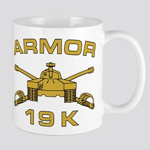 Armor - 19K Mug