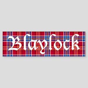 Tartan - Blaylock Sticker (Bumper)