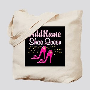 PINK SHOES Tote Bag
